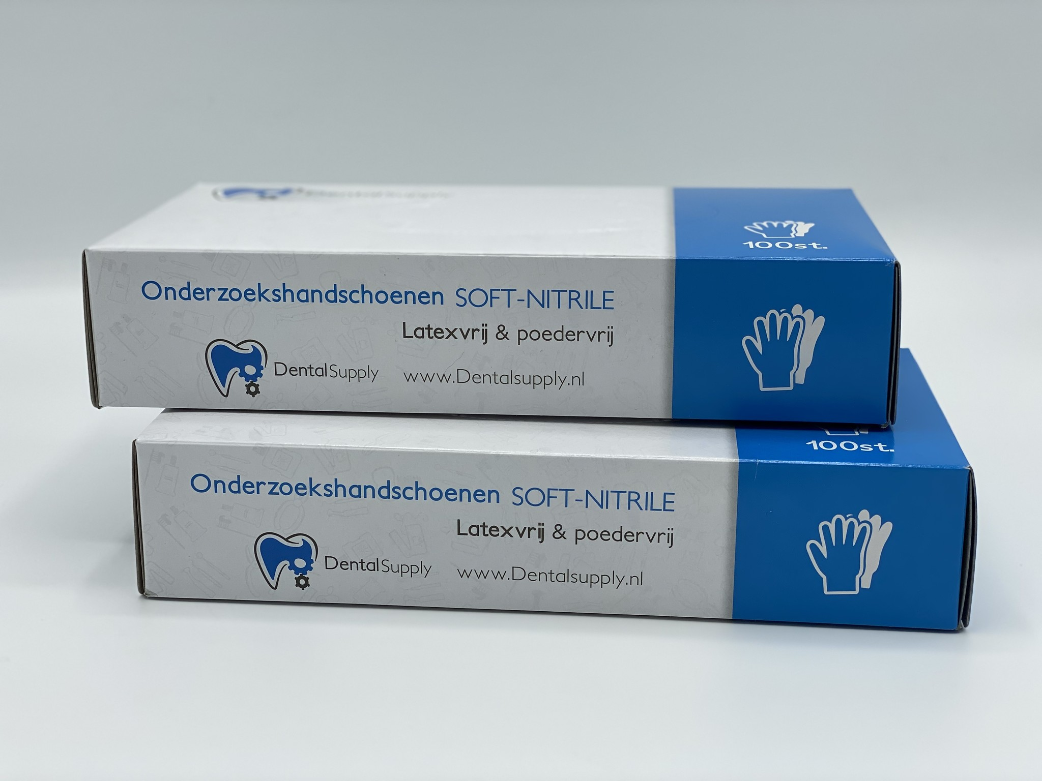 Glove Soft Nitrile PF, full certification - small 100 pieces