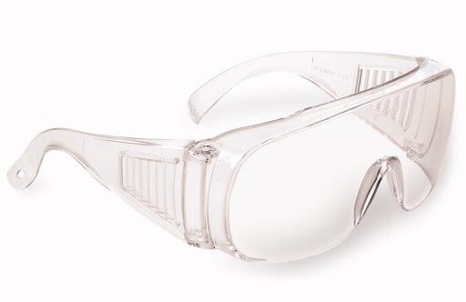 Goggles meet EN 166 standard