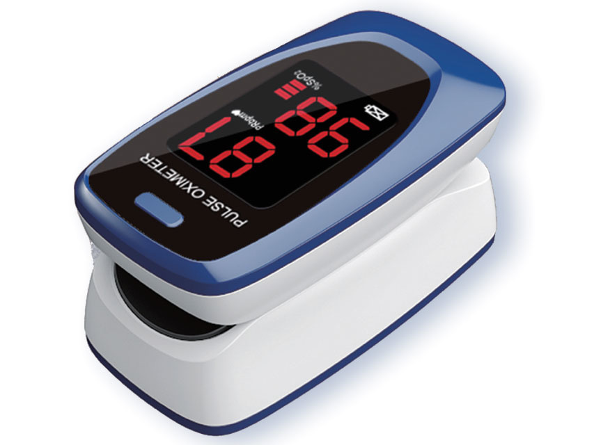 OXY-2 finger oximeter, pulse oximeter