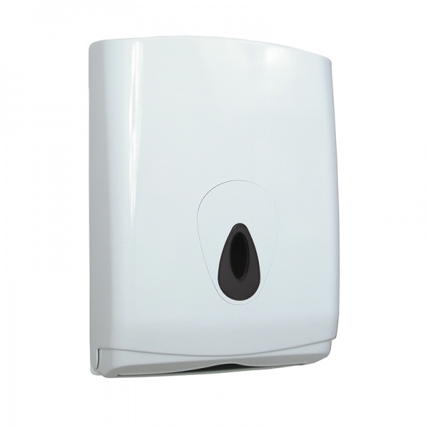 Dispenser Handdoekpapier gevouwen
