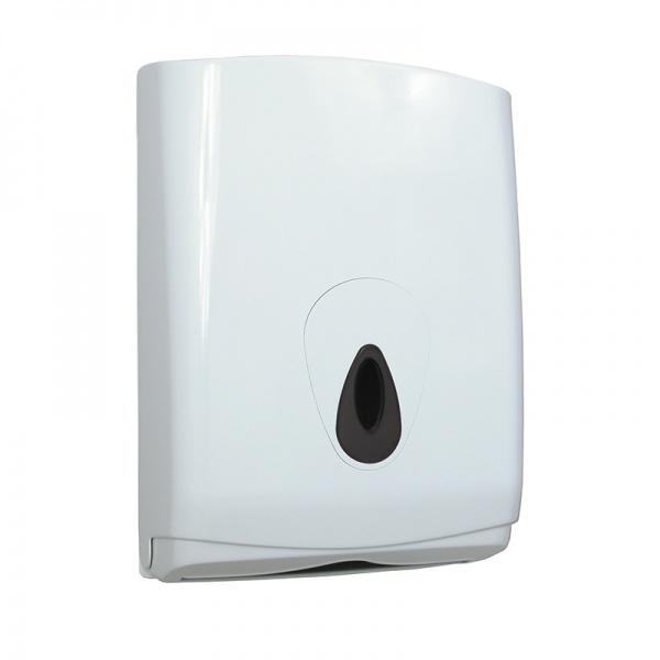 Dispenser Towel paper folded