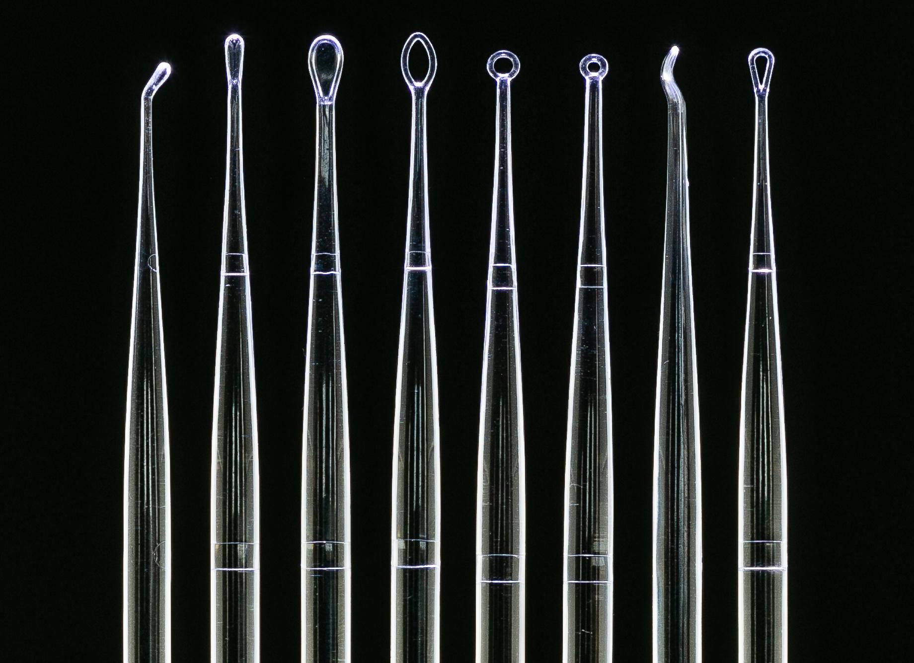 Bionix - beleuchtete Ohrküretten - 50 Stk