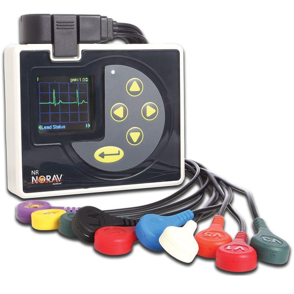Norav wireless NR1207 ECG Holter System