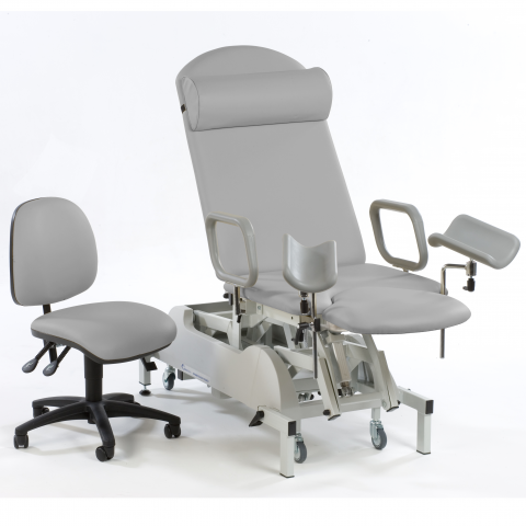 Seers Medicare Deluxe Gynaecology Couch