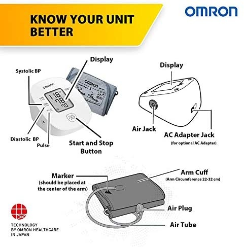 New OMRON M2 Basic bloeddrukmeter