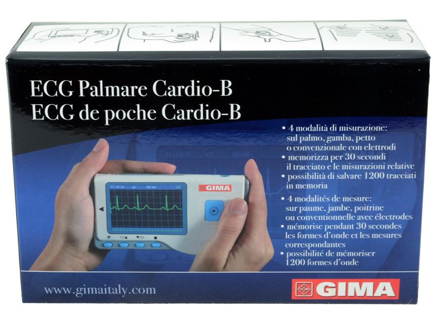 CARDIO-B PALM EKG