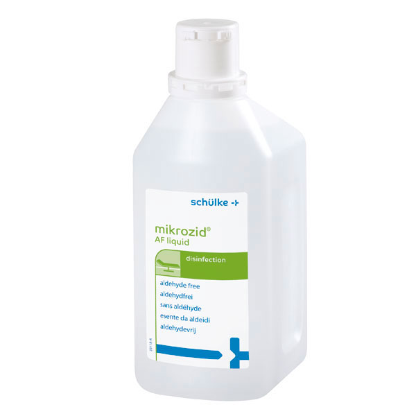 Mikrozid AF-vloeistof oppervlakte reiniging