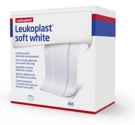 Leukoplast® weichweiß 8 cm x 5 m
