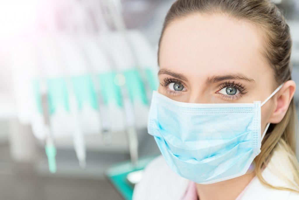 Gesichtsmasken Face Mask Medical - Typ IIR 50 Stück