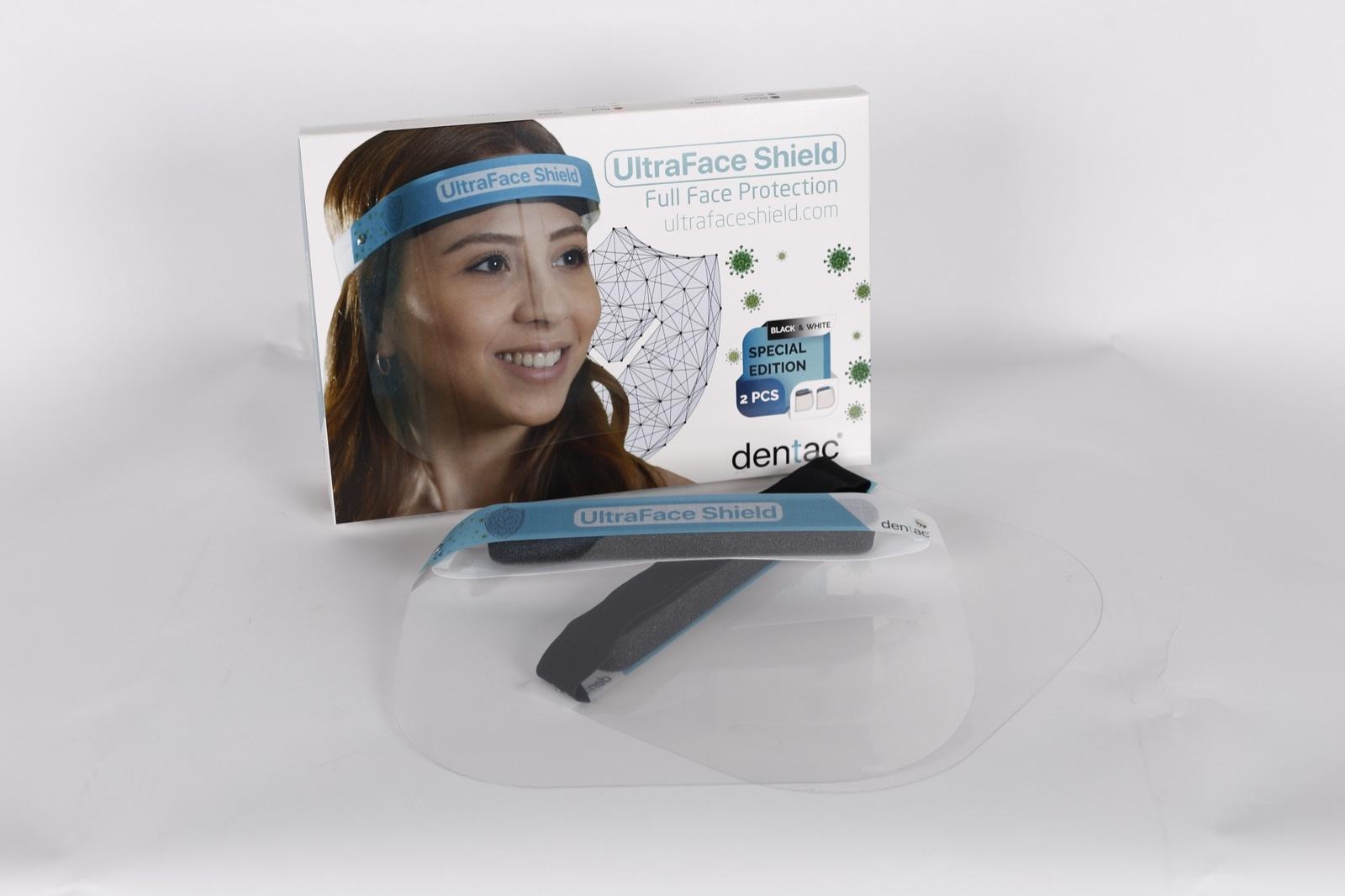 Ultraface FaceShield / Face Mask / Face Shield / Splash Mask