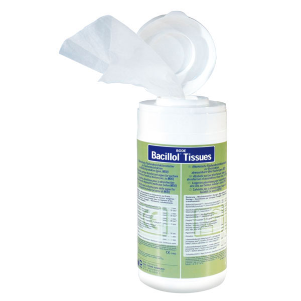 Bacillol® Tissues for surface cleaning