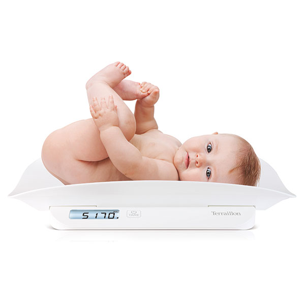 Digitale babyweegschaal Servo Care Terraillon