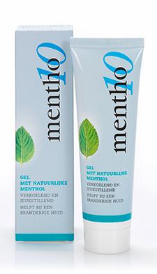 Mentho-10 Menthol Gel, 75 g