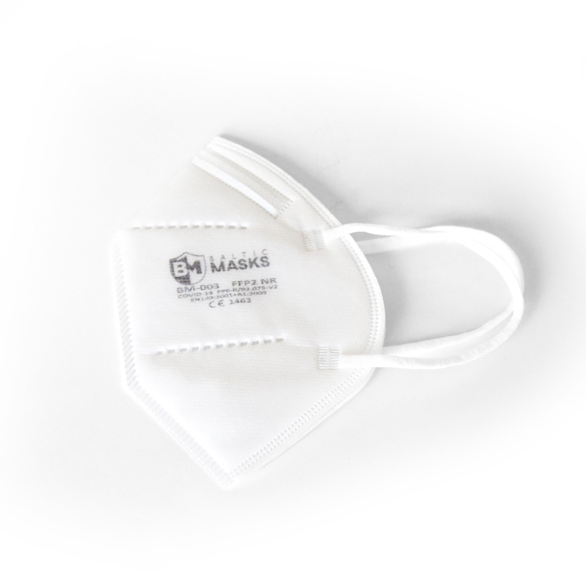 Baltic Masks FFP2 Mondmaskers 10 stuks