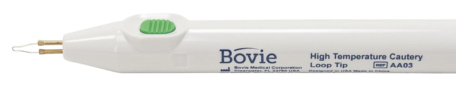 Bovie high-temperature electrocauter - loop tip AA03