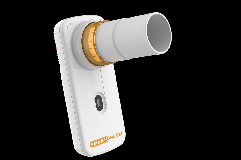 MIR Smart One Oxi spirometer