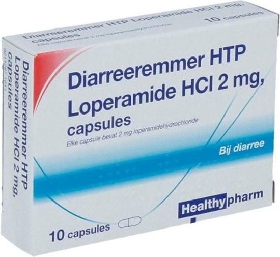 Loperamid 2 mg Durchfallhemmer 10 Stk