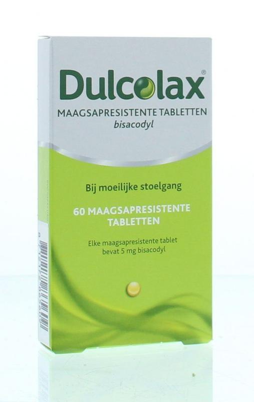 Dulcolax 5 mg 60 tablets