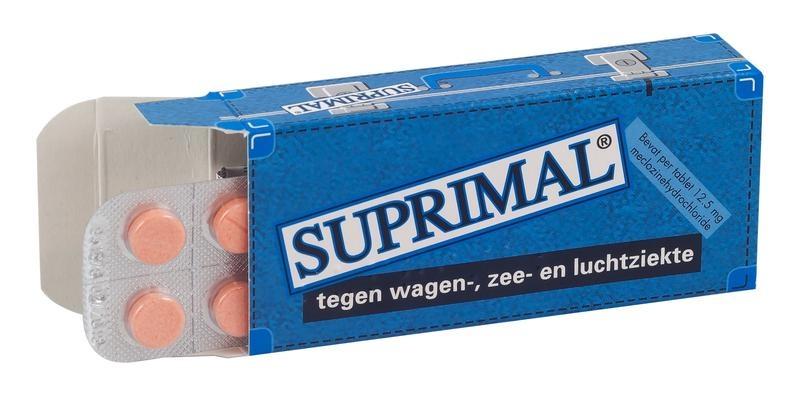 Suprimal 12.5 mg - 10 tabletten