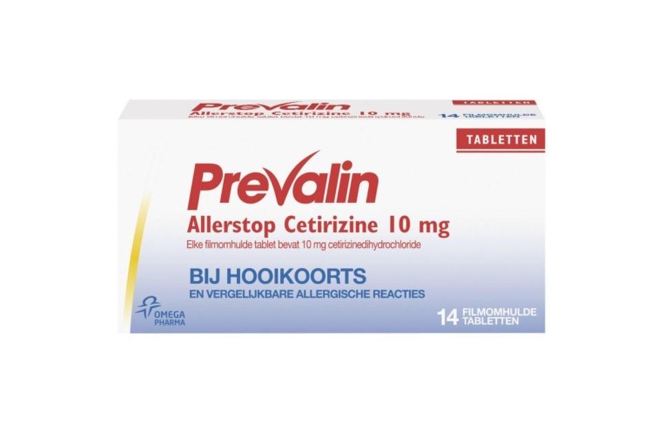 Prevalin Allerstop - 14 tablets
