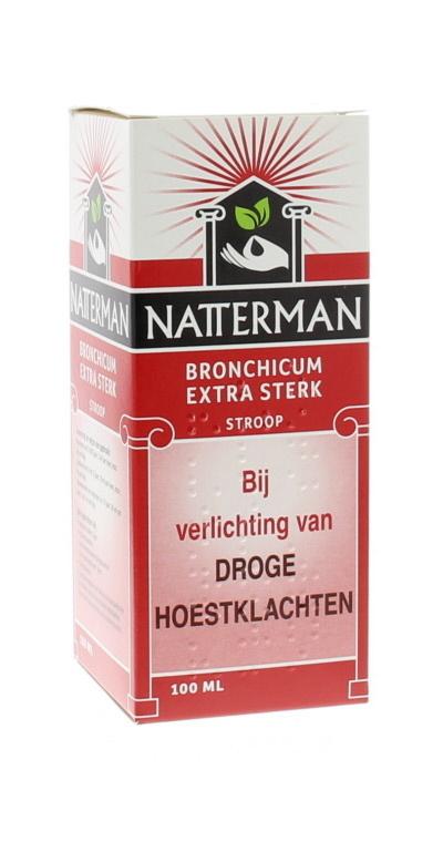 Natterman Bronchicum extra sterk  - 100 ml