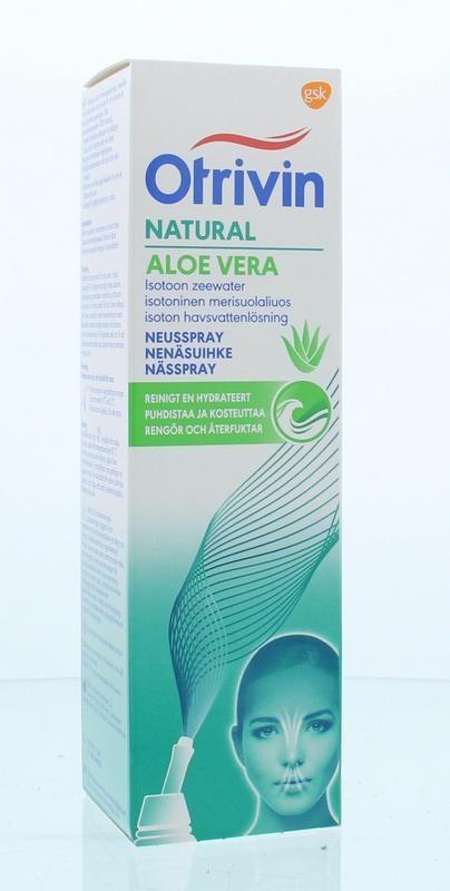 Otrivin Natural aloe vera - 100 ml