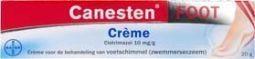 Canesten Foot cream - 20 grams