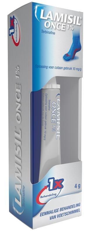 Lamisil Once tube - 4 gram
