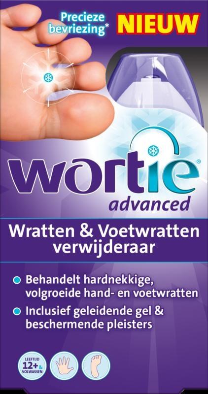 Wortie Wart remover advanced - 50 ml