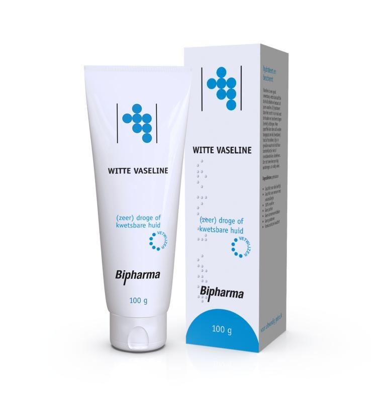 Bipharma Witte vaseline - 100 gram