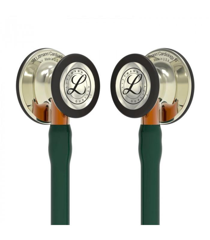 "LITTMANN® ""CARDIOLOGY IV"" - 6206 - jagers groen - champagne - mirror"