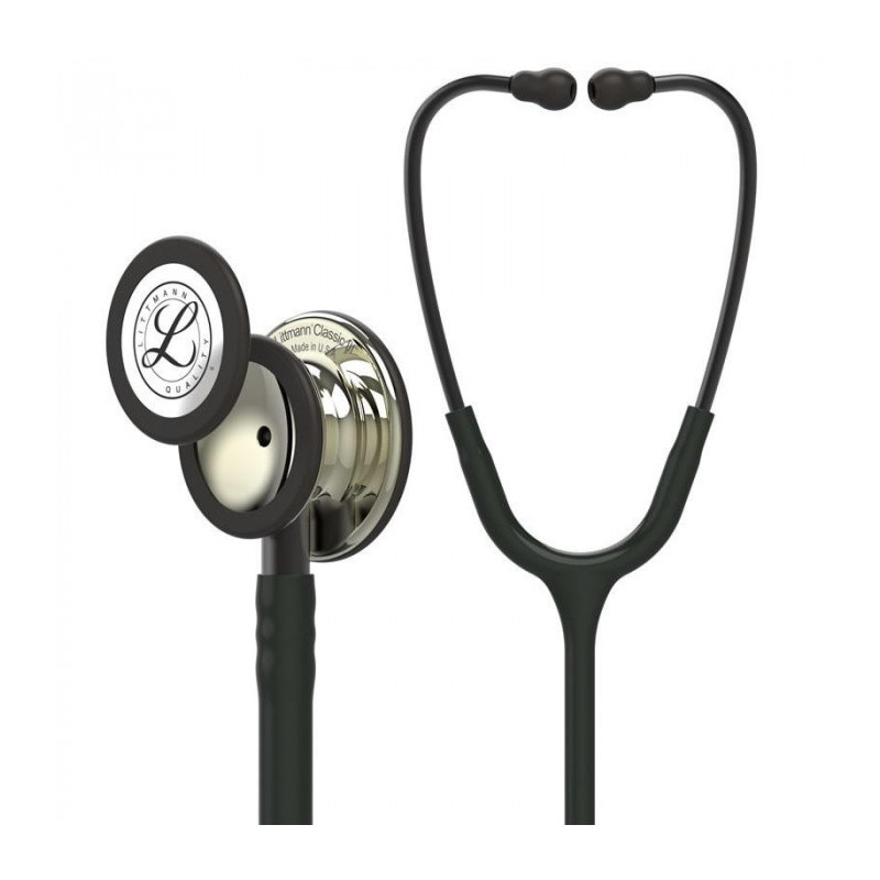 Littmann® Classic III Stethoscope - zwart -champagne