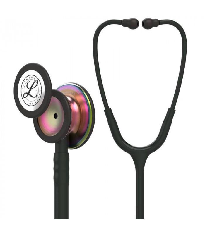 Littmann® Classic III Stethoscope - zwart - rainbow