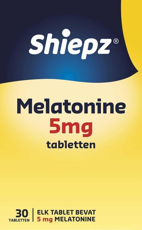Shiepz Melatonine 5 mg