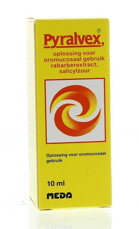 Pyralvex Mondvloeistof 10 ml