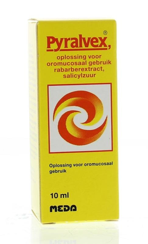 Pyralvex Mouth Fluid 10 ml