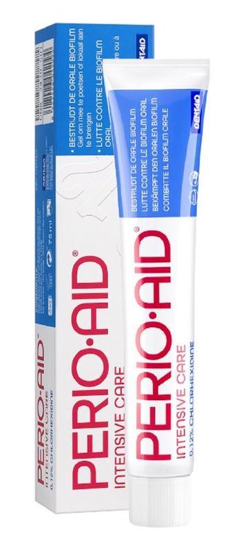 Perio Aid Intensivpflege Zahnpasta Gel 0,12% CHX