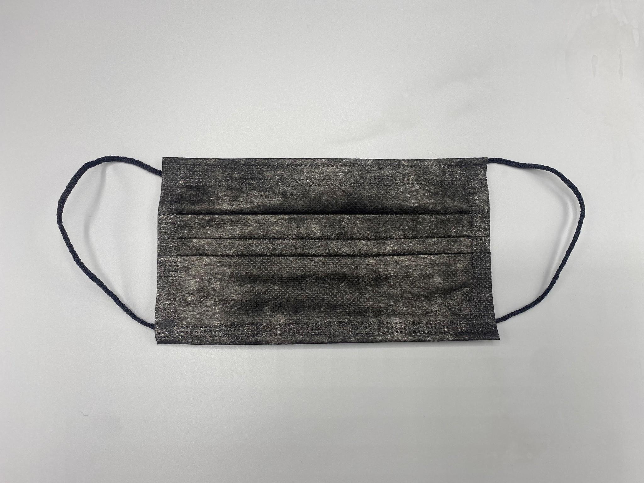 Surgical masks - Verdent - EN 14683 Type IIR - Black