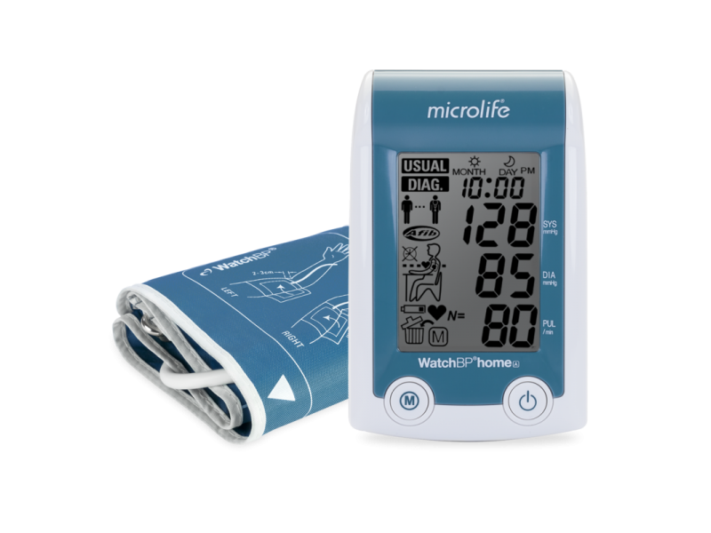 Microlife WatchBP Home AFIB blood pressure monitor