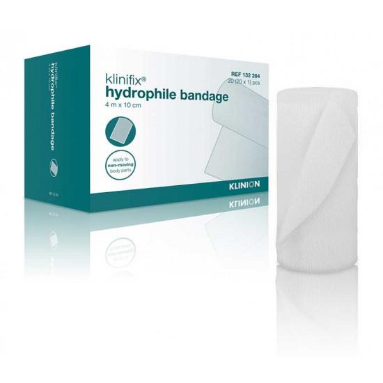 Klinion clinifix cambric non elastic fixation bandage