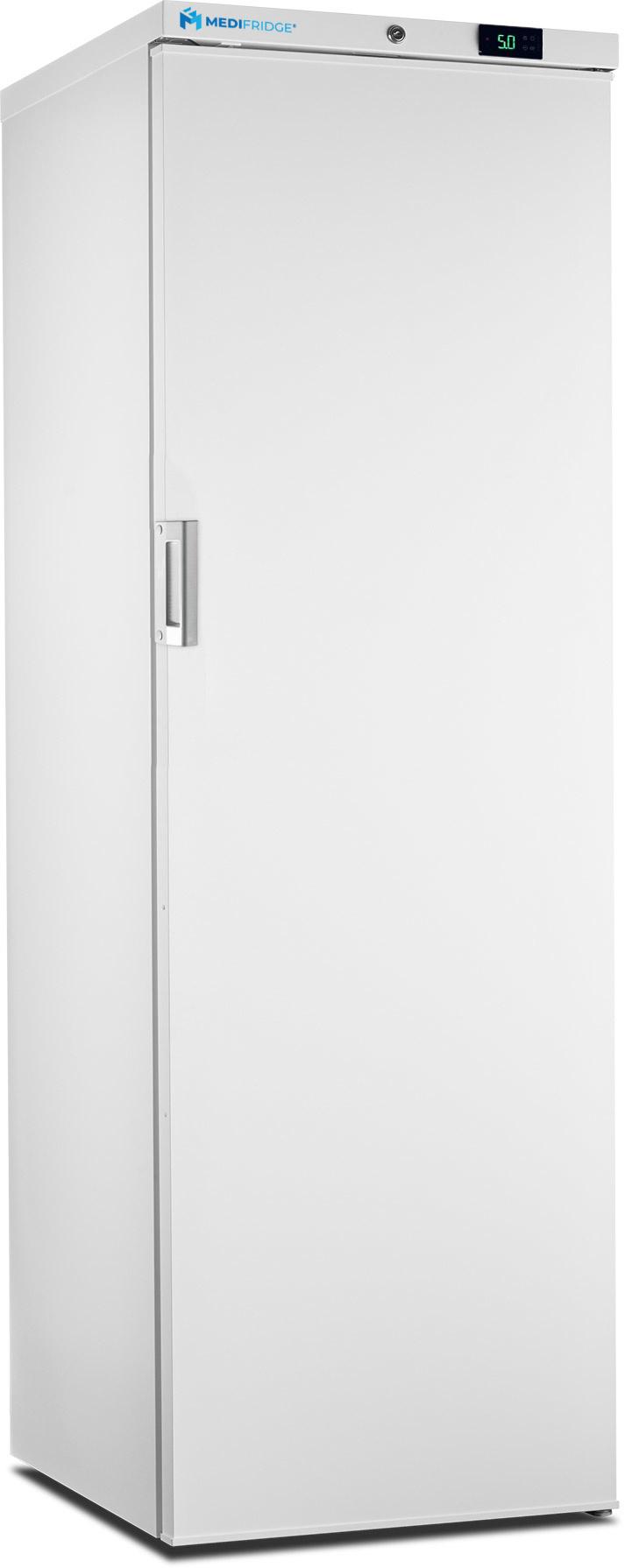 MediFridge Medikamentenkühlschrank MF450L-CD - Geschlossene Tür - 416 Liter - 600x700x1875 mm - DIN 58345