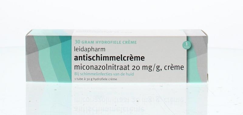Leidapharm Miconazole 20 mg/g cream