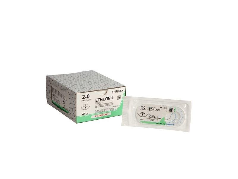 1st CHOICE: Ethilon II usp 2-0 45cm FS-1 black I4 EH7826BH 36x1