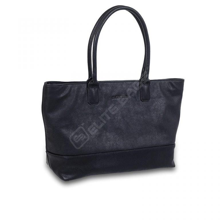 Elite Bags Doctor's Bag - TOTE - Black - Outlet