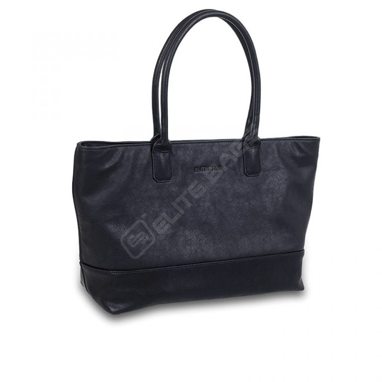 Elite Bags Dokterstas - TOTE - Zwart - Outlet