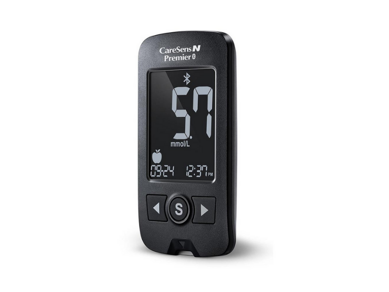 CareSens N Premier glucosemeter startpakket