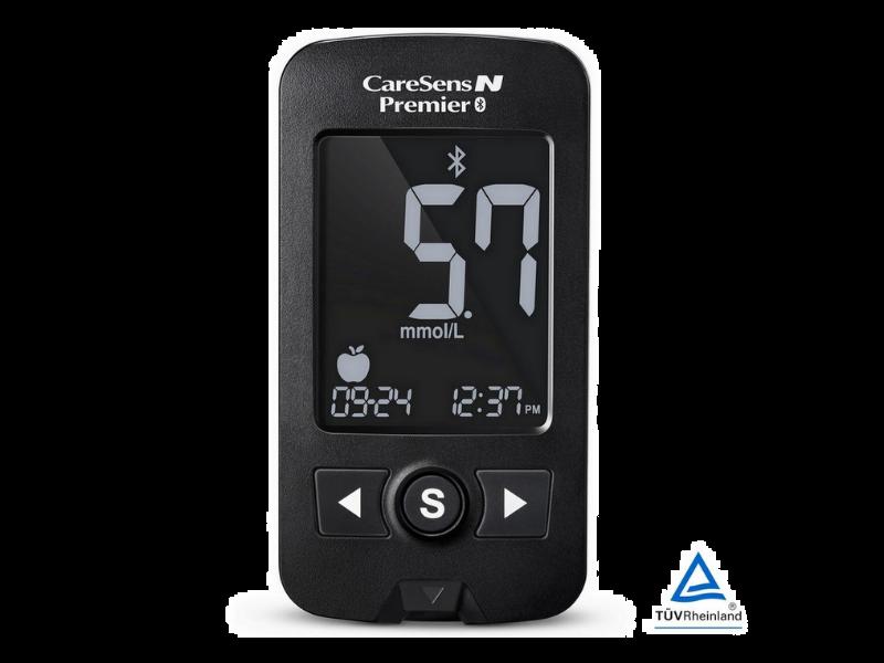 CareSens N Premier Glucose Meter Starter Pack