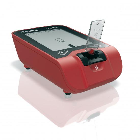 Hemocue analyser (mmol/l) hb801