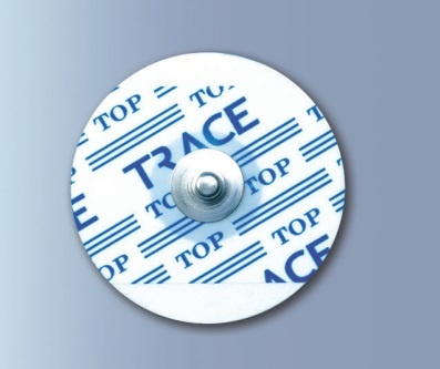 ECG electroden Top Trace 30 mm. Als beste getest