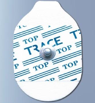 ECG electroden Top Trace 51 x 33 mm. Als beste getest